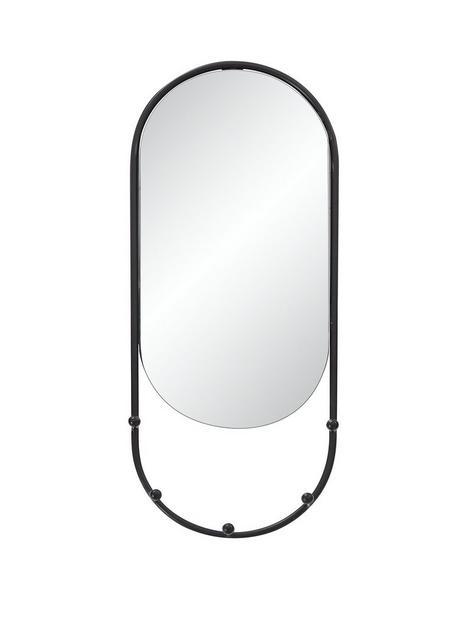 ophelia-oval-wall-mirror-with-hooks
