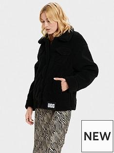 ugg-frankie-sherpa-trucker-jacket-black