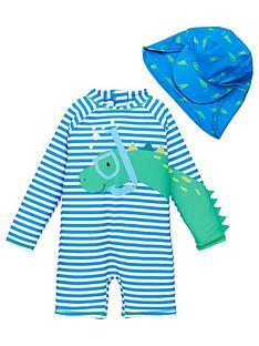 mini-v-by-very-boys-3d-dino-sunsafe-and-hat-set-blue