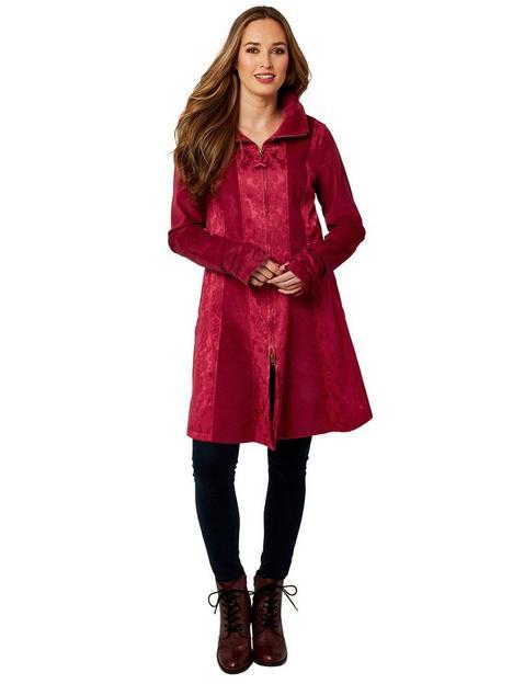 joe-browns-terrific-tonal-jacquard-jacket-burgundy