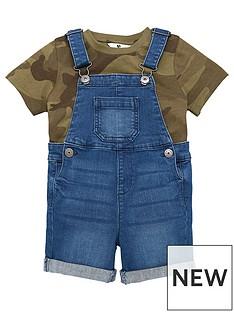 mini-v-by-very-boys-denim-dungaree-and-t-shirt-set