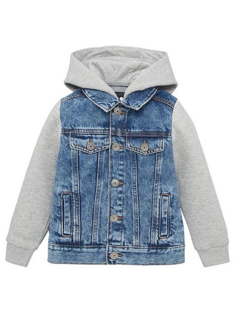 mini-v-by-very-boys-jersey-sleeve-denim-jacket-blue