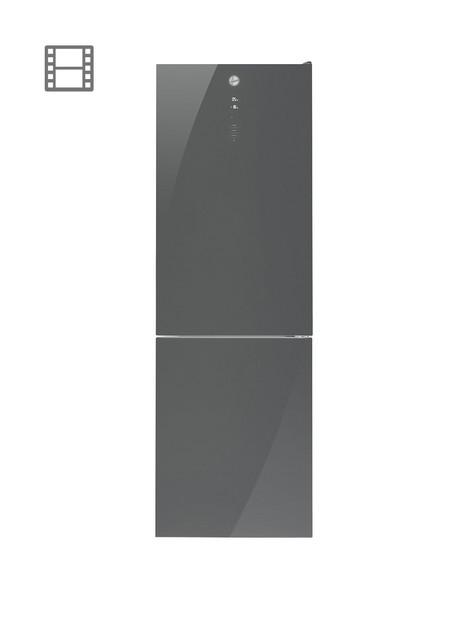 hoover-hfdg-6182mann-total-no-frost-fridge-freezer-graphite-glass