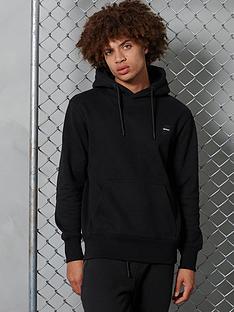 superdry-sportstyle-brushed-hoodie-black