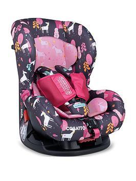 Cosatto Moova Group 1 Car Seat - Unicorn Land