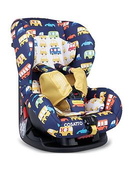 Cosatto Moova Group 1 Car Seat - Days Out