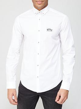 boss-biado-oxford-shirt-white