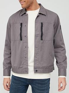 boss-lowy-overshirt-charcoal