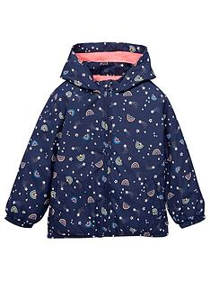 mini-v-by-very-girls-hooded-rainbow-fleece-lined-jacket-multi