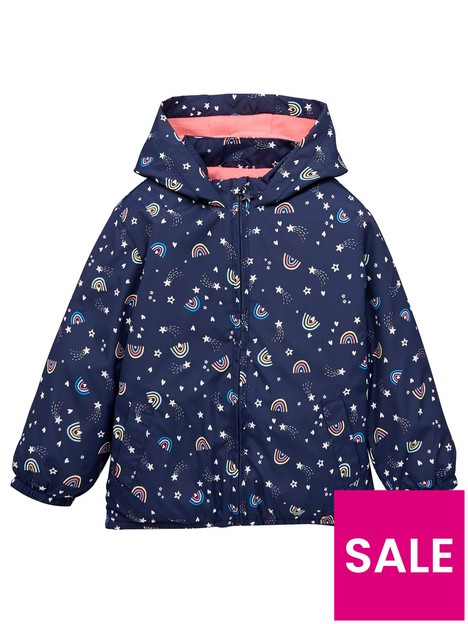 mini-v-by-very-girls-hooded-rainbow-fleece-lined-lightweightnbspjacket-multi