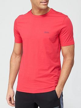 boss-straight-logo-t-shirt-red