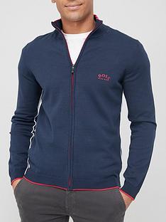 boss-zoston-knitted-zip-through-sweater-navy