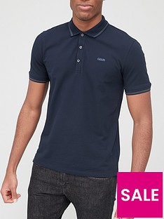 hugo-dinoso-211-polo-shirt-navy