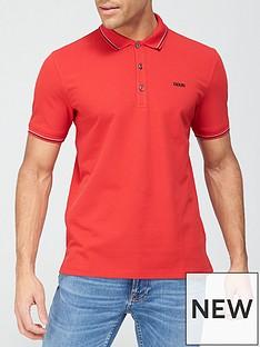 hugo-dinoso-211-polo-shirt-pink