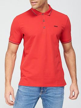 hugo-dinoso-211-polo-shirt-pink