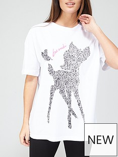 v-by-very-bambi-mono-oversized-t-shirt-white