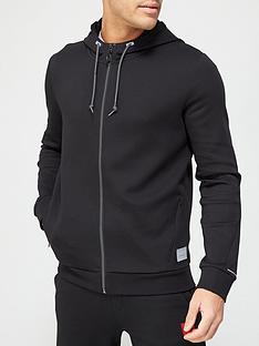hugo-dohn-zip-through-hoodie-blacknbsp