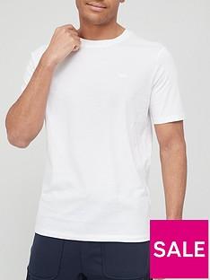 hugo-dero-2-small-logo-t-shirt-white