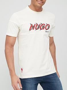 hugo-dappel-logo-t-shirt-natural