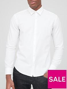hugo-ermo-oxford-shirt-whitenbsp