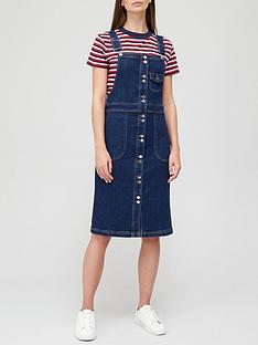 v-by-very-denim-dungaree-dress-dark-wash
