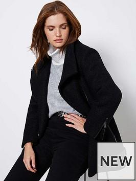 mint-velvet-boucle-biker-coat-black