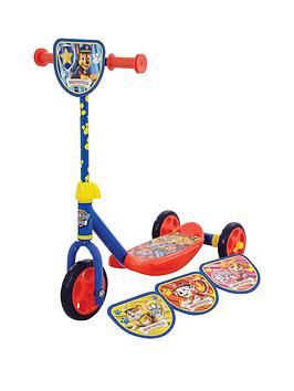 Paw Patrol 'Switch It' Multi Character Tri Scooter
