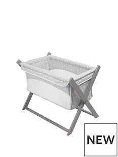 clair-de-lune-stars-folding-breathable-crib