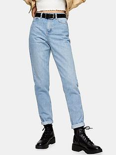 topshop-mom-jeans-bleach