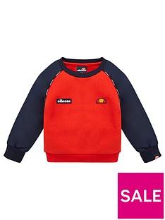 ellesse-infant-boys-zaphanbspsweatshirt-red
