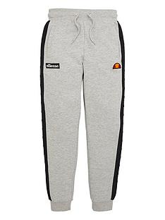 ellesse-boys-decano-junior-jog-pants-grey