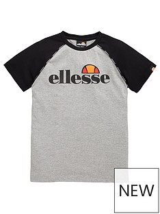 ellesse-boys-rivalo-junior-t-shirt-grey
