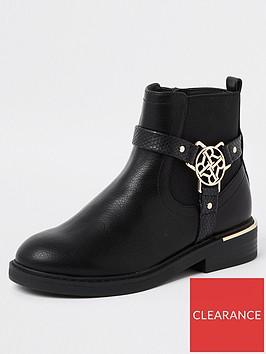 river-island-girls-r-buckle-ankle-boots--nbspblack