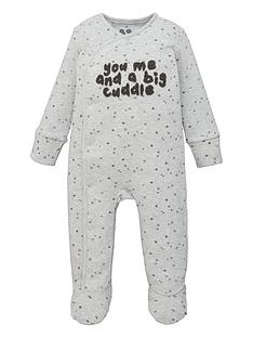 mini-v-by-very-baby-unisex-you-me-and-a-big-cuddle-sleepsuit-grey-marl