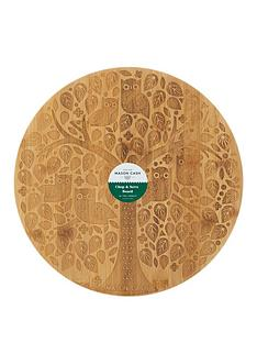 mason-cash-in-the-forest-round-serving-board