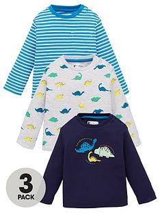 mini-v-by-very-baby-boys-3-pack-dinosaur-long-sleeve-tops-multi