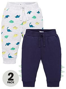 mini-v-by-very-baby-boys-2-pack-dinosaur-joggers-multi