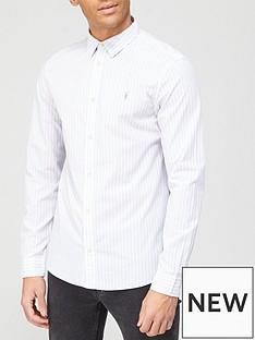 allsaints-havelock-long-sleeve-shirt-whitegrey