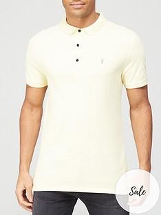 allsaints-reform-short-sleeve-polo-shirt-off-white