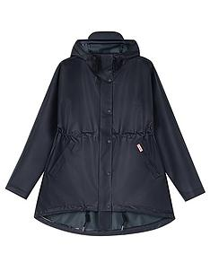 hunter-original-vinyl-smock-jacket-navy