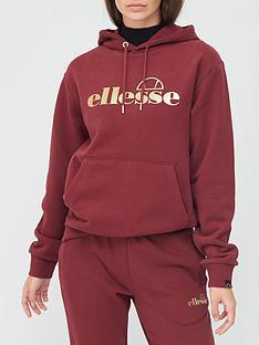 ellesse-heritage-torant-hoody-burgundy