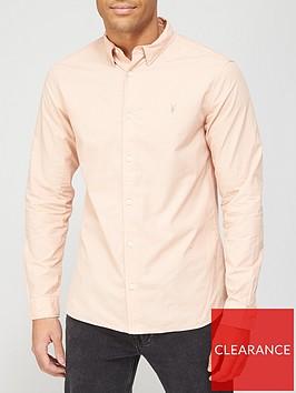 allsaints-prospect-long-sleeve-shirt-pink