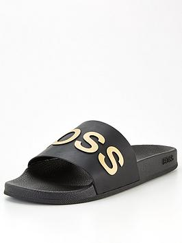 boss-bay-slides-blackgoldnbsp