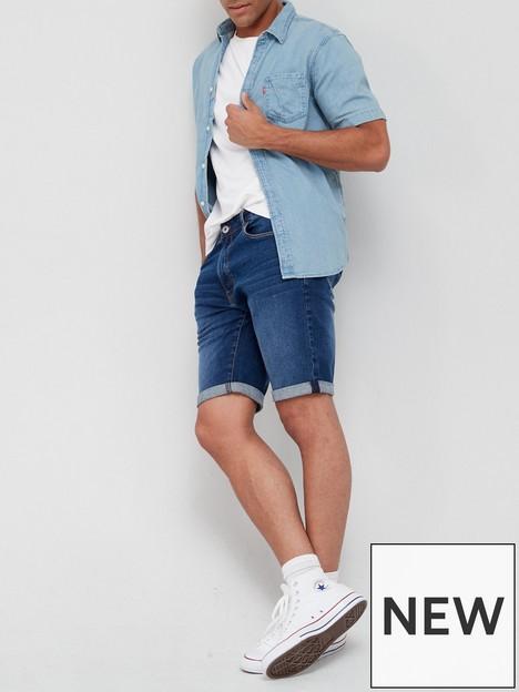 levis-short-sleeve-denim-shirt-stone-wash