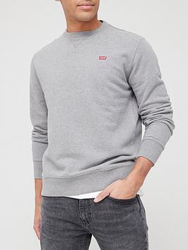 levis-original-crew-neck-sweatshirt-greynbsp