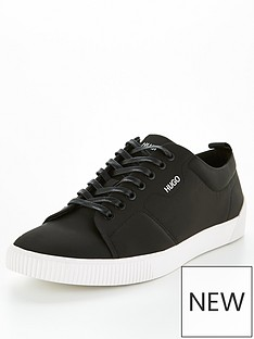hugo-zero-tenn-trainers-black