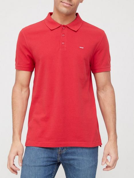 levis-batwing-logo-polo-shirt-red