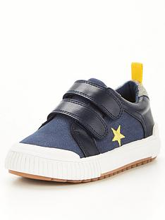 v-by-very-boys-canvas-trainer-navy