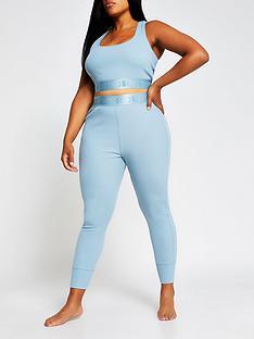 ri-plus-rib-legging-blue