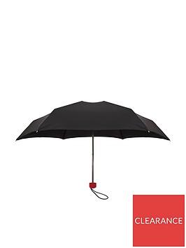 hunter-original-mini-compact-umbrella-black